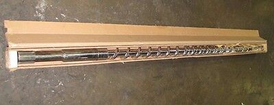 Engel Plastigator 70mm X 2260mm 2 34 X 89 Injection Molding Screw Nib
