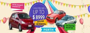 Want more cash $$$ for your Car? We pay more cash $$$ here! Call now! Welshpool Canning Area Preview