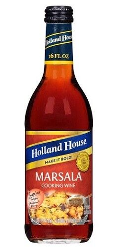 Holland House Marsala Cooking Wine