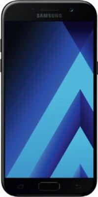 Samsung Galaxy A5 2017 schwarz 32GB LTE 4G Android Smartphone 5,2