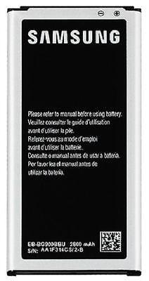 New OEM Samsung EB-BG900BBU EB-BG900BBZ EB-BG900BBE 900BBC Galaxy S5 NFC Battery