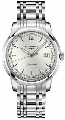 Longines The Saint-Imier Silver Dial 41mm Men's Watch L2.766.4.79.6