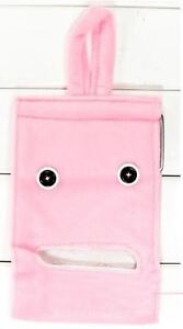 Tissue-TOILET-PAPER-Towel-Holder-DISPENSER-Hanger-Pink