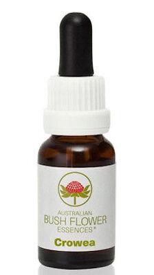 Crowea - Australian Bush Flower Essence Stock Bottle Remedy - 15mL
