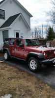 2011 Jeep Wrangler unlimited sport Other