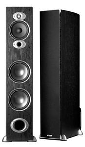 Polk Audio RTi A7 Tower Speakers 300w Max MINT