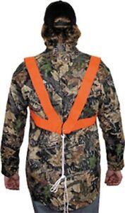 Pete Rickard 8000 Double Shoulder Deer Game Hunting Drag Harness