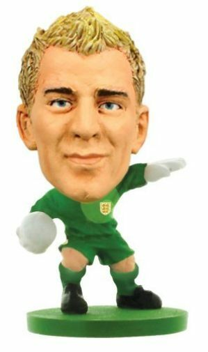 Figures-SoccerStarz - England Joe Hart /Figures  GAME NEW