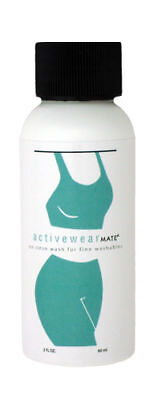 NEW Activewear Mate One-Consistent with Wash Solution 2 oz Bottle