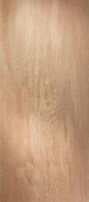Birch Stain - Flush Solid Core Birch Stain Grade Interior Wood Doors - 6'8 Tall x 1-3/8 Thick