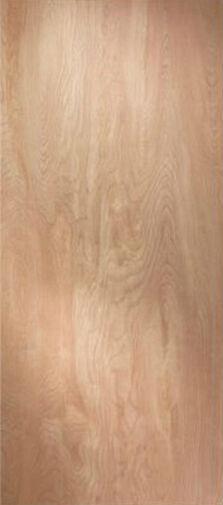 Flush Solid Core Birch Stain Grade Interior Wood Doors - 6