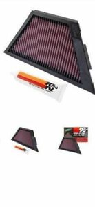 The K & N KA-1406 Air Filter fits some Kawasaki 1400GTR