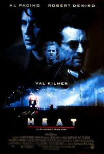 Heat Movie Poster Mini 11