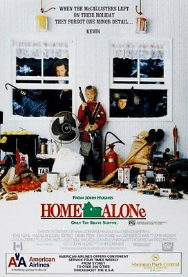 Home Alone Poster (Home Alone Movie Poster #01)