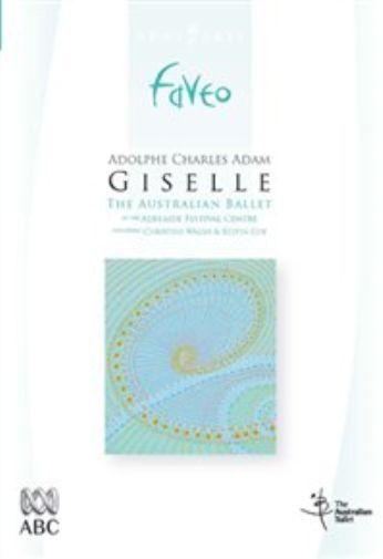 Giselle: The Australian Ballet DVD NEW