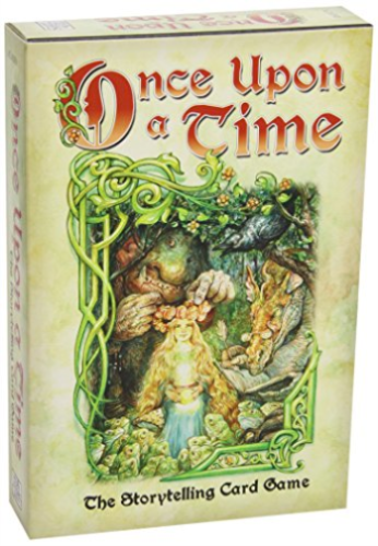 Once Upon A Time 3rd Edition Board Game US IMPORT NEW - $27.93