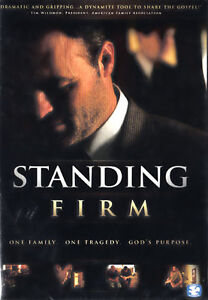 NEW Sealed Christian Inspirational Widescreen DVD! Standing Firm (Rob Reisman)