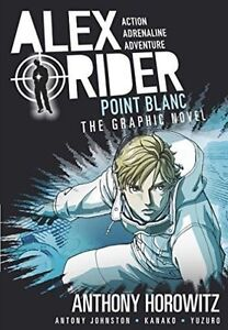 Point Blanc Graphic Novel by Antony Johnston,Anthony Horowitz-9781406366334-F002