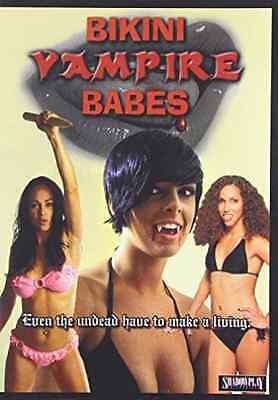 Bikini Vampire Babes  Dvd New