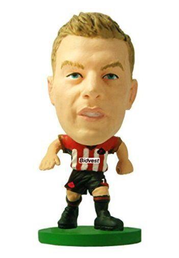 Figures-Soccerstarz - Sunderland Seb Larsson Home Kit (2014 version) /F GAME NEW