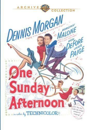 ONE SUNDAY AFTERNOON / (FUL...-One Sunday Afternoon (1948)  (US IMPORT)  DVD NEW