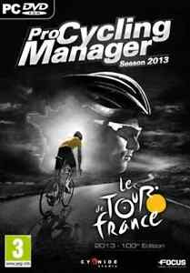Software - PC Games-Pro Cycling Manager 2013  GAME NEW