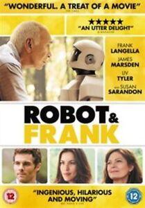 Robot And Frank dvd - Sunderland, United Kingdom - Robot And Frank dvd - Sunderland, United Kingdom