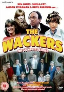 The Wackers - Complete Series (DVD, 2013)