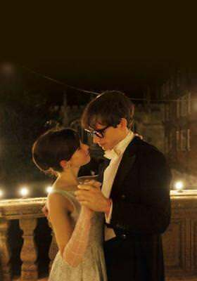 "Theory Of Everything Movie Poster Mini 11""X17"""