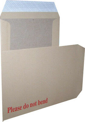 50x A6 Board Back Backed Envelopes Size 114x162mm Strong Stiff Postal Mailers
