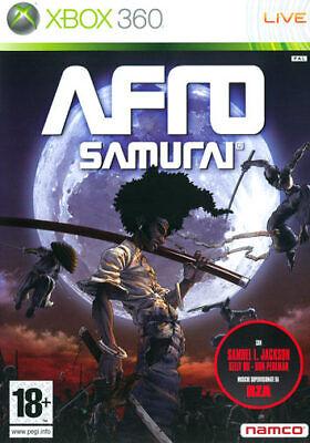 Afro Samurai XBOX 360 ATARI