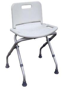 Folding Elderly Bathtub Bath Tub Shower Seat Chair Bench Stool