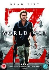 World War Z DVD (2013)
