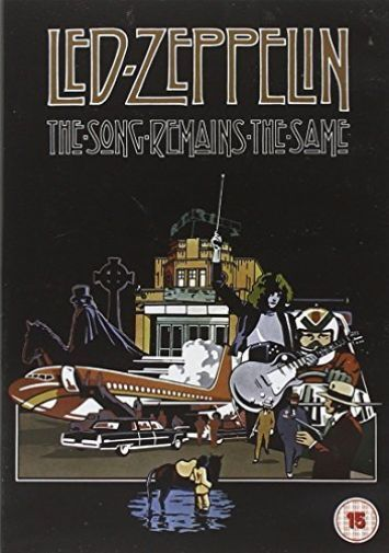 Led Zeppelin: The Song Remains the Same  DVD NEW