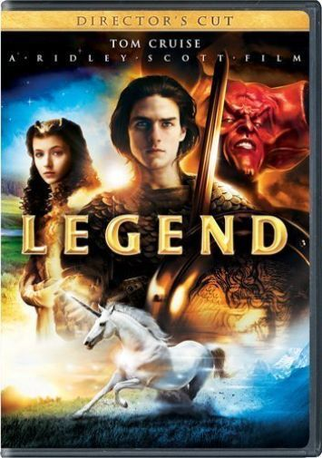 CRUISE,TOM-LEGEND (DIRECTOR`S CUT)  (US IMPORT)  DVD NEW