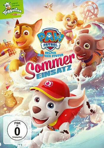 DVD *  PAW PATROL - SOMMER EINSATZ # NEU OVP +