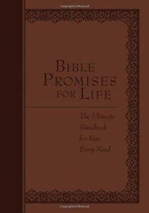 Bible Promises for Life von Jeremy Bouma (2015, Gebundene Ausgabe)