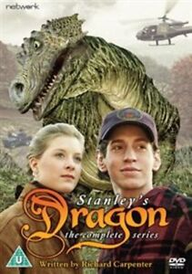STANLEY'S DRAGON - THE COMPLETE SERIES NEW REGION 2 DVD
