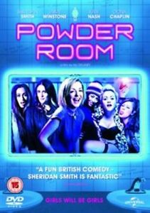 Powder Room DVD 2013 Very Good DVD Kate Nash Jamie Winstone Sheridan Smi - Rossendale, United Kingdom - Your satisfaction is very important to us. Please contact us via the methods available within eBay regarding any problems before leaving negative feedback. Any defects, damages, or material differences with your item, must be  - Rossendale, United Kingdom