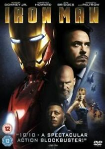 IRON MAN  Robert Downey Jr  Brand New amp Sealed DVD - Llandysul, United Kingdom - IRON MAN  Robert Downey Jr  Brand New amp Sealed DVD - Llandysul, United Kingdom