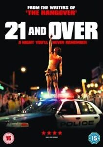 21 And Over DVD Good DVD Russell Hodgkinson Samantha Futerman Francois Cha - Bilston, United Kingdom - Returns accepted Most purchases from business sellers are protected by the Consumer Contract Regulations 2013 which give you the right to cancel the purchase within 14 days after the day you receive the item. Find out more about  - Bilston, United Kingdom