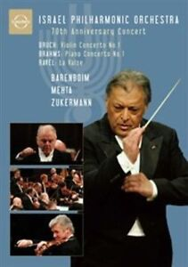 USED (GD) Israel Philharmonic Orchestra: 70th Anniversary Concert (2007) (DVD)