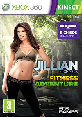 Jillian Michaels Experience Fitness Aventura (Kinect) Xbox 360 505 Games