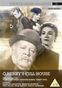 O Henry's Full House (DVD, 2012)