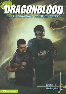 Dahl, Michael/ Pellegrino, ...-Stowaway Monster BOOK NEU