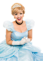 "Invite a ""real"" singing princess to your event!"