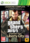 Grand Theft Auto IV PAL Video Games