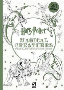 Harry Potter Magical Creatures Postcard Book 2 [Paperback]