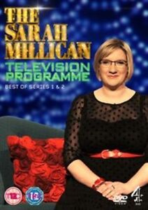The Sarah Millican Television Programme - Best Of Series 1 And 2 (DVD, 2013,...