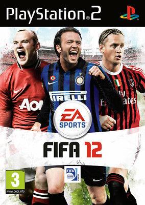 Fifa 12 (Calcio 2012) PS2 Playstation 2 ELECTRONIC ARTS comprar usado  Enviando para Brazil